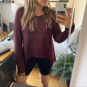 RD Style Knit Sweater
